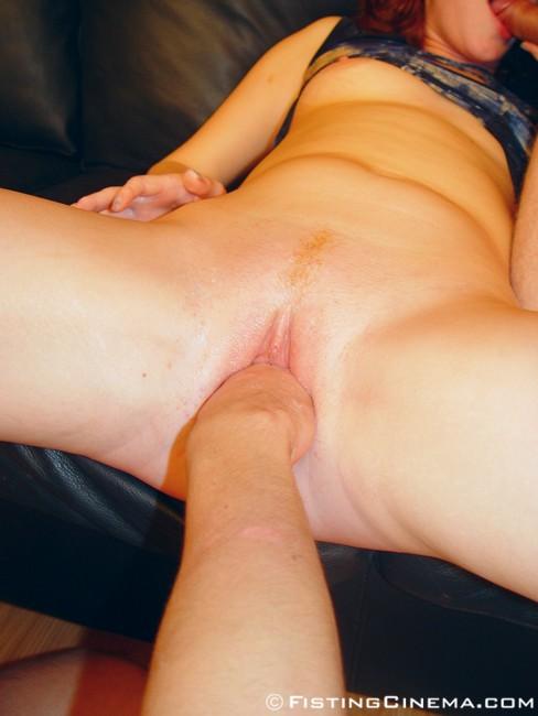 British clip orgasm